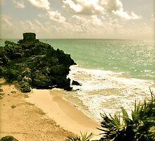 Ruinas en La Costa by Valerie Rosen