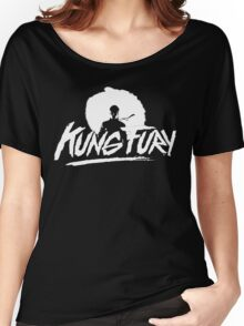 Kung Fury Women's Relaxed Fit T-Shirt