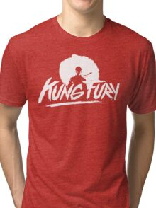 Kung Fury Tri-blend T-Shirt