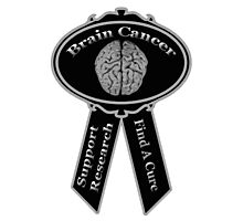 Brain Cancer Awareness Photographic Print