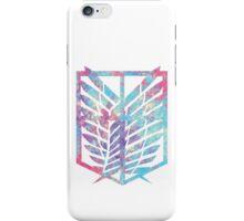 Shingeki No Kyojin Pastel Recon iPhone Case/Skin