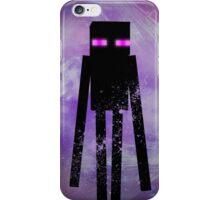 Minecraft Fan Poster - Ender Man iPhone Case/Skin