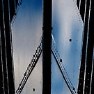 Titanic Reflections by Alan McMorris