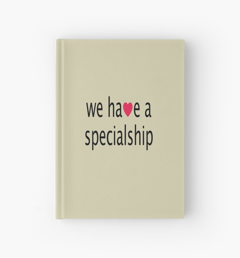 We have a specialship by Denis Marsili