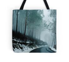 0233  Into a cold dark place   [e] Tote Bag
