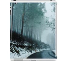 Into a cold dark place   [e] iPad Case/Skin