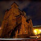 Castle Keep by Simon Marsden