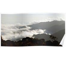 Lemosho route, Kilimanjaro Poster