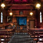 Old Country Church by DavidsArt