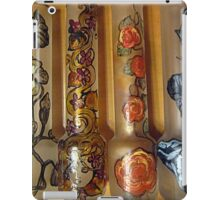 painted bottles iPad Case/Skin