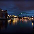 Newcastle Upon Tyne by Simon Marsden