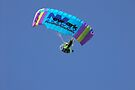 Nothing but Blue Skies ~ Powered Parachute by Jan  Tribe