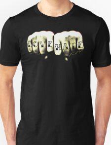 LOVE / HATE TATTOO T-Shirt