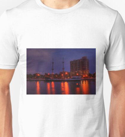Gasparilla Boat Unisex T-Shirt