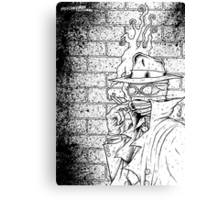 Invisible Man Canvas Print