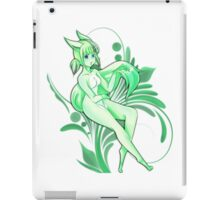Foxy Lady  iPad Case/Skin
