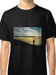 Last Light at Brighton Beach Classic T-Shirt