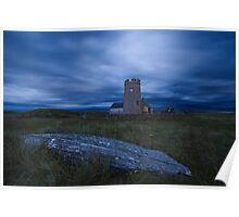 Holy Island - The Snoot Tower Poster