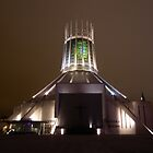 liverpool catholic cathedral by shaun-e