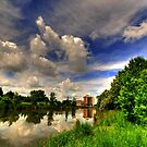CLOUDSCAPES  by Larry Trupp