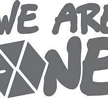 EXO - We Are One! by Wishful Thinking Shop