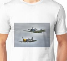 Corsair and Hellcat Unisex T-Shirt