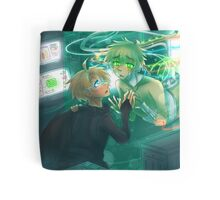 Science Fiction USUK Tote Bag