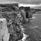 Cliffs of Moher by Nik Jowsey