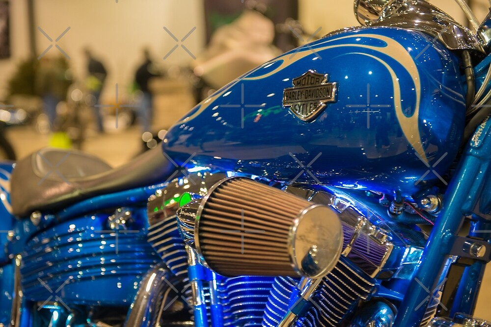 2008 Harley Rocker by Bill Spengler