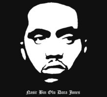 Nasir Bin Olu Dara Jones by dirtycitypigeon