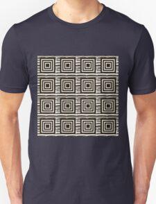 Monochrome hand drawn texture T-Shirt