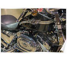 2003 Harley Hugger Poster
