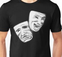 Theatre Faces Unisex T-Shirt