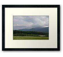 Storm A Brewin Framed Print