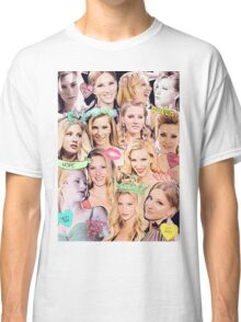 Heather Morris Collage Classic T-Shirt