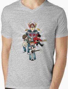 fall out bob-omb_v2 Mens V-Neck T-Shirt