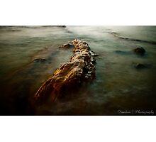 Stone Beach Photographic Print