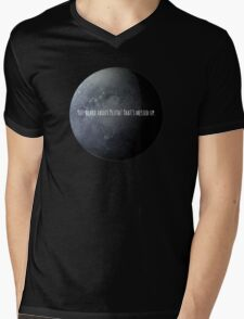 You Heard About Pluto? Mens V-Neck T-Shirt