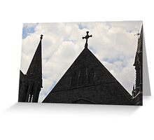 Holy Greeting Card