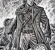 """Young War Doctor/ """"Doctor No More"""" by Raine  Szramski"""