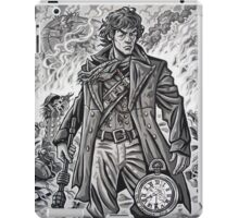 "Young War Doctor/ ""Doctor No More"" iPad Case/Skin"