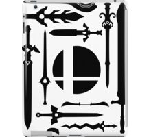 Smash Swords iPad Case/Skin