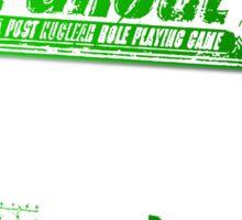 Fallout   Wasteland Adventurer Sticker