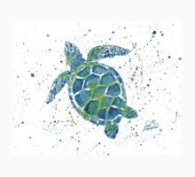 Sea Turtle by Jan Marvin Kids Clothes