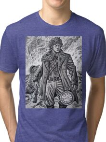 """Young War Doctor/ """"Doctor No More"""" Tri-blend T-Shirt"""