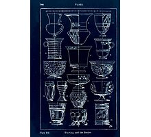 A Handbook Of Ornament With Three Hundred Plates Franz Sales Meyer 1896 0360 Vases Cup Beaker Inverted Photographic Print