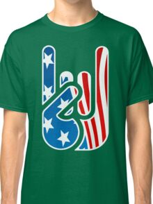 Rockin' USA Classic T-Shirt