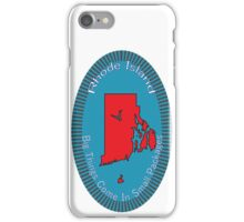 RI - big things iPhone Case/Skin