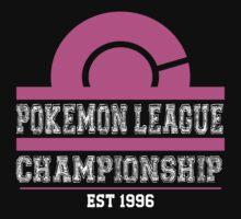 Pokemon League Championship - PINK by Dorchette