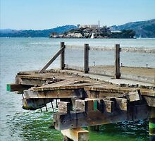 Alcatraz Ruined  by Robert Meyers-Lussier